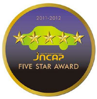 JNCAP FIVE STAR AWARD