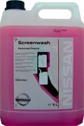 Nissan Screenwash Perfumed Premix