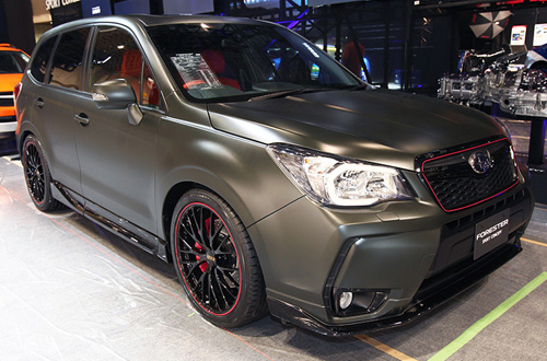 Forester Sport Concept