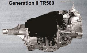 Вариатор Субару второе поколение TR580